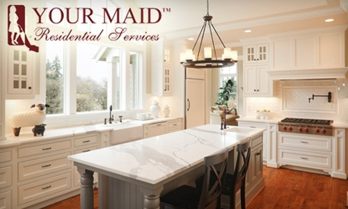 Your Maid Services Ltd. - Winnipeg: $60 for a Two-Hour House Cleaning from Your Maid Services ($120 Value)