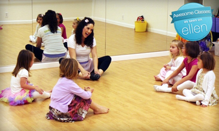Fancy Feet Dance Academy and Parties - East Sacramento: Adult or Kids' Dance Classes, Kids' Music Classes, or an At-Home Birthday Party from Fancy Feet Dance Academy and Parties