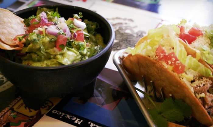 Picante! Fresh Mexican Grill - Downtown Stamford: Mexican Fare at Picante! Fresh Mexican Grill in Stamford (Up to 55% Off). Two Options Available.