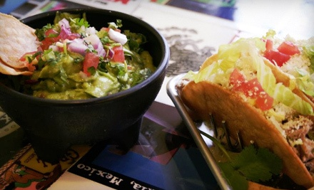 $20 Groupon for Mexican Fare  - Picante! Fresh Mexican Grill in Stamford