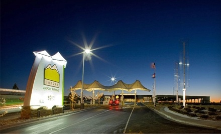 Canopy Airport Parking: 3-Day Open-Air Parking - Canopy Airport Parking in Commerce City