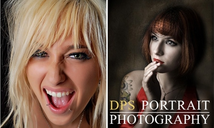 The Dead Pixel Studio - Davie: $39 for a Photography Package from Dead Pixel Studios ($321.99 Value)