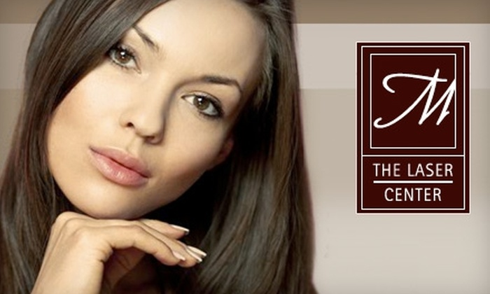 The Laser and Cosmetic Center - Los Gatos: $185 for Three Laser Hair-Removal Sessions at The Laser and Cosmetic Center ($555 Value)