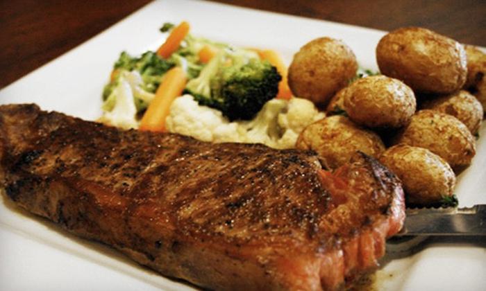 Fireside Bar & Restaurant - Rosemount: $20 Worth of Continental Fare