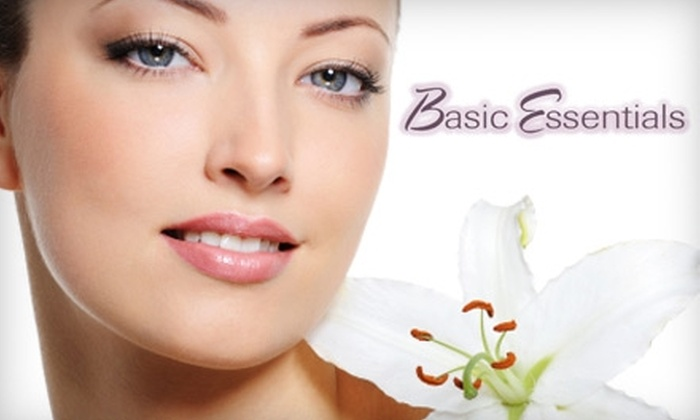 Basic Essentials Skin Care & Electrolysis - Solon: Facials or Reflexology at Basic Essentials in Solon. Choose from Three Options.