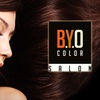 $10 for Salon and Waxing Services at B.Y.O Color