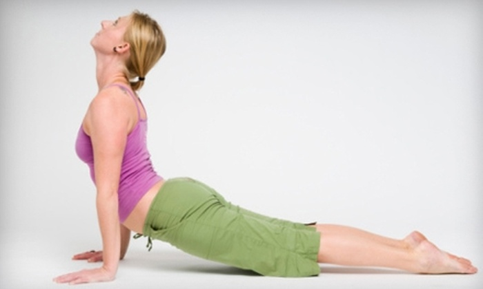 The Center for Nia and Yoga - Albany: $30 for Five Nia Dance or Yoga Classes at The Center for Nia and Yoga ($65 Value)