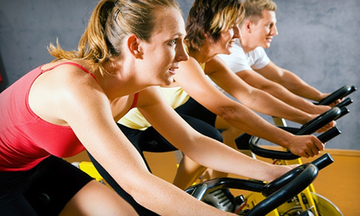 Om Oasis - Cannery Row: 5, 10, or 20 Spinning Classes at Om Oasis in Monterey (Up to 59% Off)