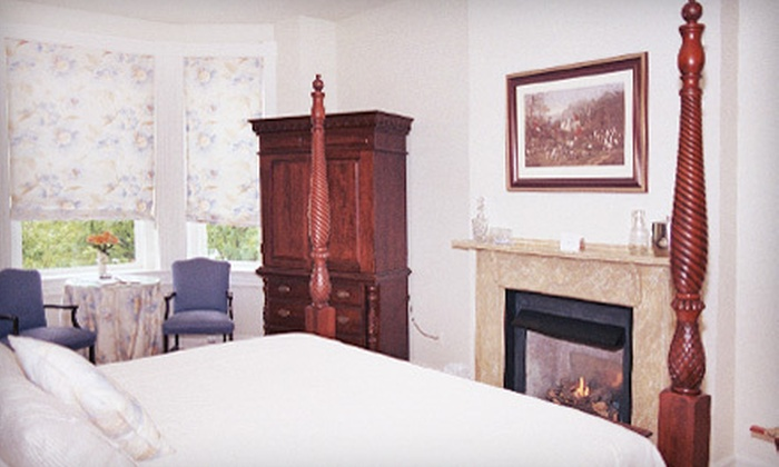Freemason Inn Bed & Breakfast - Downtown,Freemason Street Area Association,Alantic City: Two-Night Weekend or Weekday Stay for Two at Freemason Inn Bed & Breakfast in Norfolk (Up to Half Off)