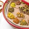 Äthiopische Spezialitäten-Platte