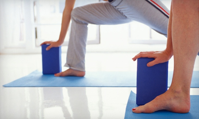 Yoga Inlet - West Reading: Three, Five, or Ten Classes at Yoga Inlet in West Reading