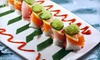Naan Sushi - Plano: $25 for $50 Worth of Japanese Cuisine at Naan Sushi Japanese Restaurant in Plano