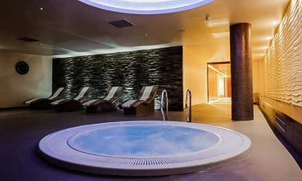 Half Day Pamper Package with Spa Access at Hud Alex Wellness and Balance Centre, Ballsbridge (46% off)