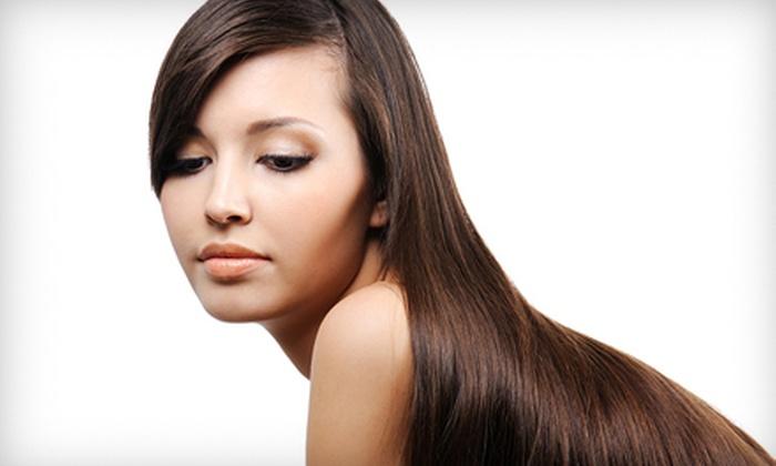 Cheveux Hair Salon - South Bend: $99 for a Brazilian Blowout at Cheveux Hair Salon ($200 Value)