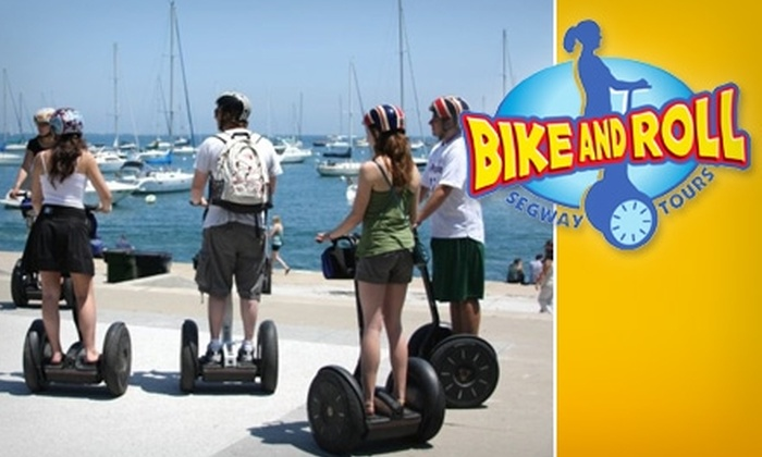 Bike and Roll Chicago - Loop: $35 for a Lakefront Segway Tour from Bike and Roll Chicago (Up to $59 Value)