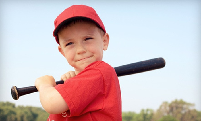 Raider's Edge - Raiders Edge: $39 for a Five-Week Sports Clinic for Kids at Raider's Edge in Gaithersburg ($85 Value). 12 Sessions Available.