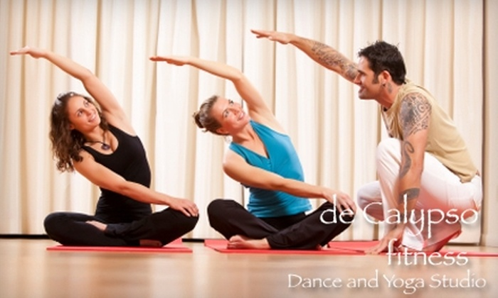 de Calypso Fitness Dance and Yoga Studio - Cork: $20 for One Month of Unlimited Zumba and Yoga at de Calypso Fitness Dance and Yoga Studio ($45 value)