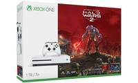 Xbox One S 1TB Console Bundle with Halo Wars 2: Ultimate Edition and Halo Wars: Definitive Edition