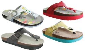 Sandales minceur confort CELLUFLEX