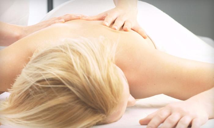 Utopian Salon & Wellness - Palm Aire: Brazilian Wax or Two Deep-Tissue Massages at Utopian Salon & Wellness in Pompano Beach.
