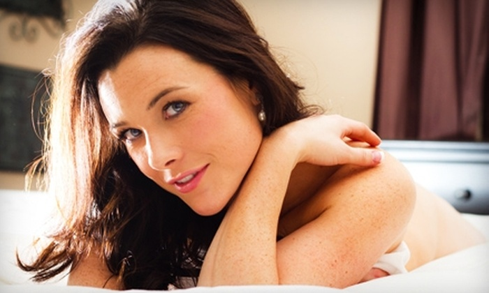 Heroic Photography - St Louis: $75 for a Boudoir Photo Session and Prints at Heroic Photography ($272.98 Value)