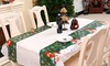 Christmas-Themed Table Cover