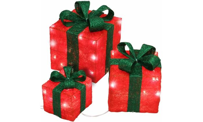 Pacchi Natale Luminosi.Pacchi Di Natale Luminosi Groupon