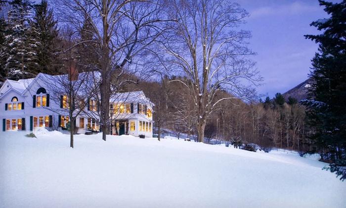 West Mountain Inn - Arlington, VT: Two-Night Stay with Dining Credit at West Mountain Inn in Arlington, VT
