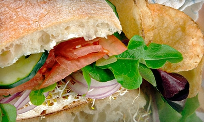 Hanna's Specialty Foods and Delicatessen - Lafayette: $5 for $10 Worth of Deli Fare and Drinks at Hanna's Specialty Foods and Delicatessen in Lafayette