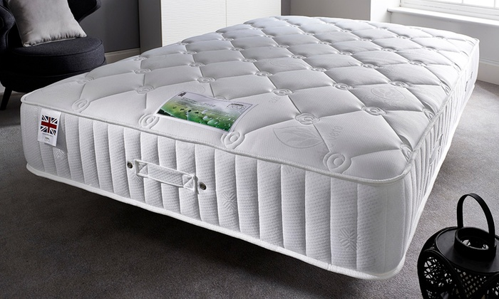 4000 Pacific Pocket Mattress from £179 (45% OFF)