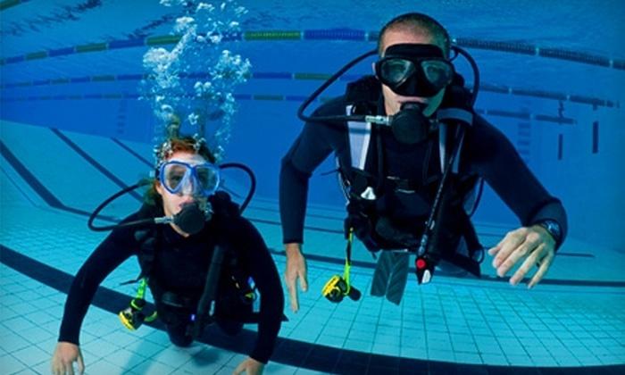 Annapolis Scuba Center - Parole: $35 for a PADI Discover Scuba-Diving Course at Annapolis Scuba Center ($135 Value)