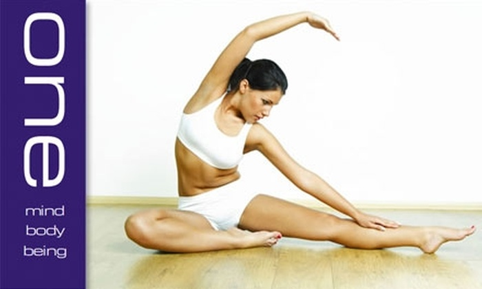 One Mind, Body & Being  - Wicker Park: $55 for 5-Class Fitness Package at One Mind, Body and Being