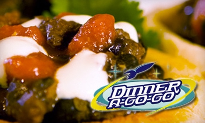 Dinner A-Go-Go - Del Cerro: $20 for $40 Worth of Preprepared Meals at Dinner A-Go-Go