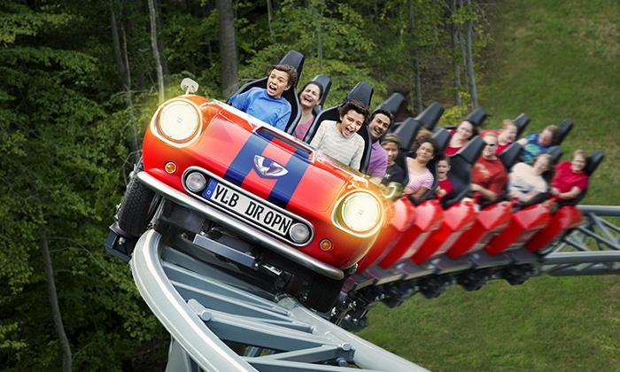 Busch Gardens Williamsburg - Busch Gardens Williamsburg: $38.50 for Single-Day Admission to Busch Gardens Williamsburg (Up to $77 Value)