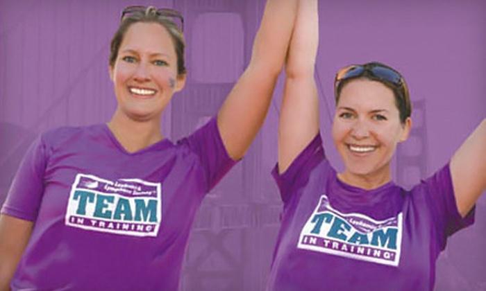 Team In Training - Austin: $25 for a Charity Marathon Training Package at Team in Training ($100 Value)