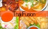 Thai Fusion - Arden - Arcade: $10 for $20 Worth of Noodles, Curries, and More at Thai Fusion