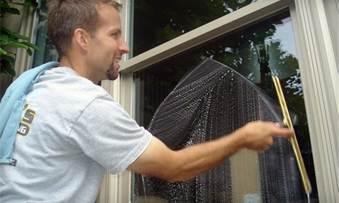 Dixon's Home Services - Germantown: Window or Gutter Cleaning from Dixon's Home Services