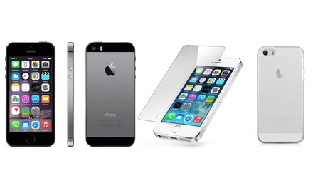 Refurbished* Apple iPhone 5S 16, 32 of 64 GB, met 1 jaar garantie en accessoires, incl. verzending