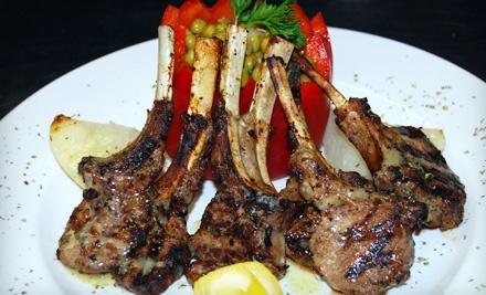 $30 Groupon to Mythos Greek Taverna - Mythos Greek Taverna in Coral Springs