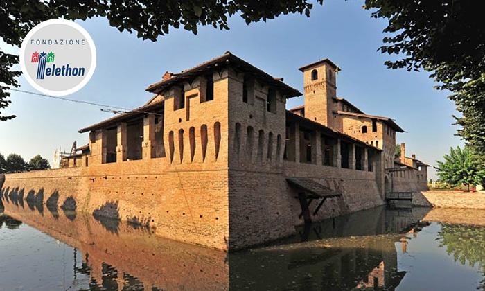 Escape Castle - Fuga dalla Fortezza valido in 5 diversi Castelli (sconto fino a 45%)