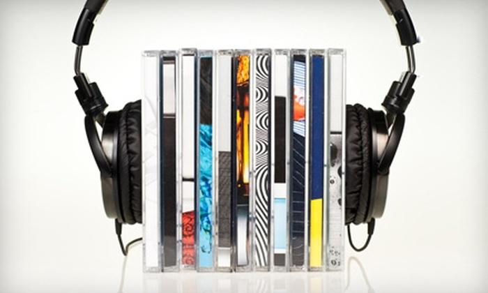 Metro Music & Book Store - Anchorage: $15 for $30 Worth of Used Books and CDs at Metro Music & Book Store