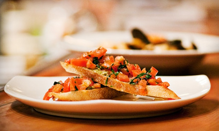 Senova Restaurant - Kerrisdale: Three-Course Italian Dinner or Lunch for Two or $12 for $25 Worth of Weekend Brunch at Senova Restaurant