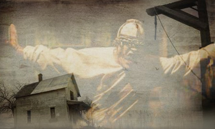 Hangman's House of Horrors - Fort Worth: $20 for Outing for Two at Hangman's House of Horrors ($40 Value)