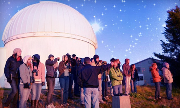 Mt. Lemmon SkyCenter - Tucson: $29 for SkyNights Stargazing Experience at Mt. Lemmon SkyCenter (Up to $60 Value)