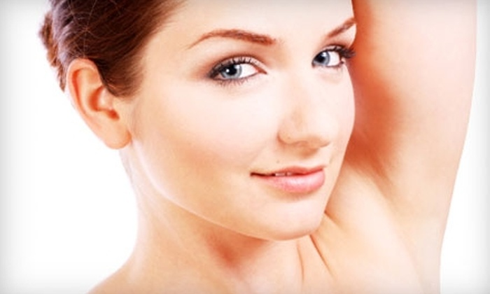 Elite Laser Care - McAlpine: $179 for Three Laser Hair-Removal Treatments at Elite Laser Care