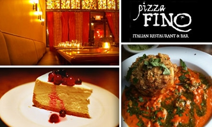 Pizza Fino - Kenton: $12 for $25 Worth of Italian Comfort Food, Hot Pizzas, and More at Pizza Fino