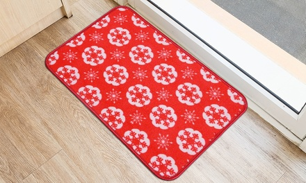 Christmas Doormat for £4.99 (83% Off)