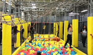 Up to 48% Off at Xplozone Trampoline Park at Xplozone Trampoline Park, plus 6.0% Cash Back from Ebates.