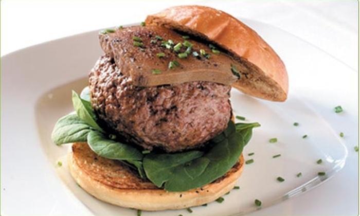 Sweets and Savories - DePaul: $5 Kobe Beef Burger at Sweets and Savories