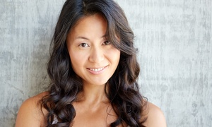 Salon Notre': Haircut and Condition with Optional Glaze and Color at Salon Notre' (Up to 66% Off). Four Options Available.